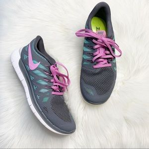 Nike Free 5.0 Running Shoes Sneakers